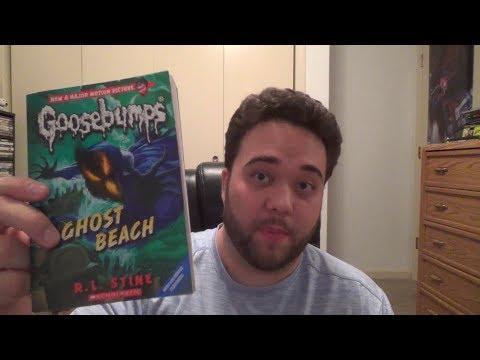 Goosebumps: Ghost Beach - Book Review