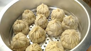 #Manti Super Retsept Manti Tayyorlash Yangicha Retsept. Monti // Steamed Dumplings Super New Recipe