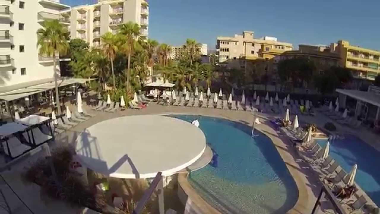 Paravionlive piscina hotel js palma stay c 39 an pastilla for Piscina palma de mallorca