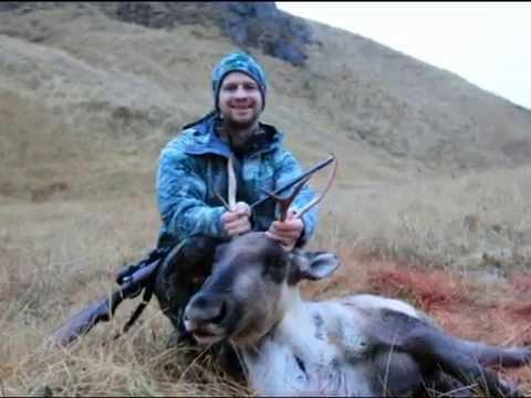 Adak Adventures - Caribou Hunt 2012