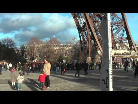 ФРАНЦИЯ: 20 минут в очереди на Эйфелеву башню... Paris France