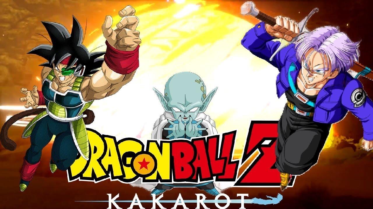 Dragon Ball Z Kakarot Will Bardock Trunks And Garlic Jr Work Youtube Il réapparaît également dans la série tv dragon ball z, le temps d'un arc qui lui est consacrée. dragon ball z kakarot will bardock trunks and garlic jr work