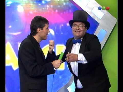 """Show del chiste: larry de Clay """"lámpara"""" - Videomatch"""