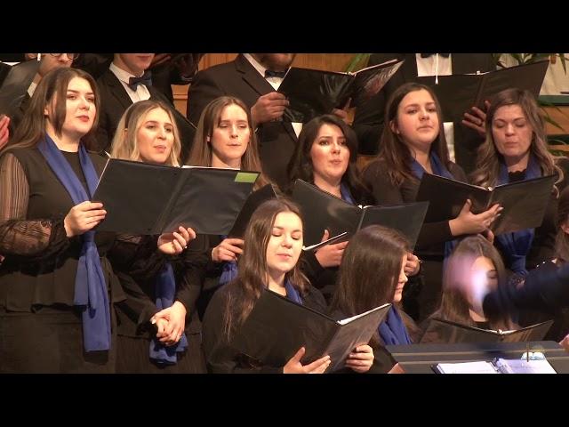 Ангельский Хор- Mолодежный хор