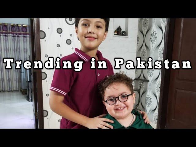 Cute Ahmadshah aur Handsome Pehlaj ka Apas ma Pyar❤19