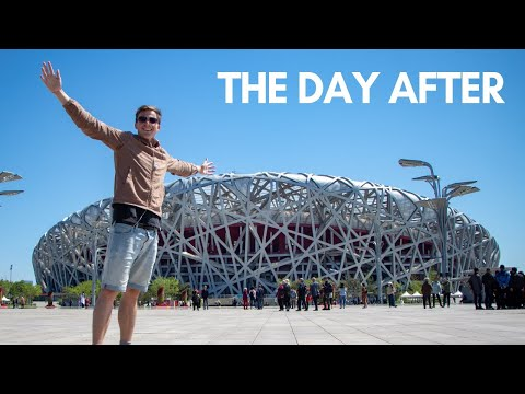 if at first you don't succeed... a Beijing vlog