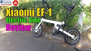 Xiaomi QiCycle EF-1 Electric Bike - Full Review