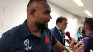"""Rugby - Coupe du monde XV de France  :   """"Ce match nous servira"""" (Poirot)"""
