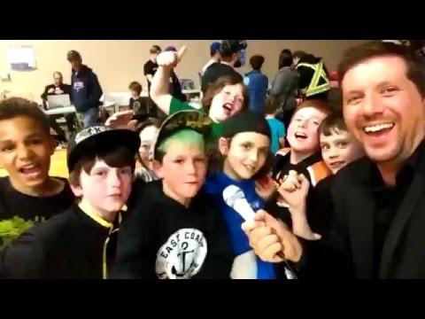 Dave Boyce's Fan Cam - Truro, NS - May 13th, 2016