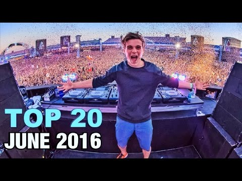 [Top 20] Electro House Music Charts 2016 | June / Juni