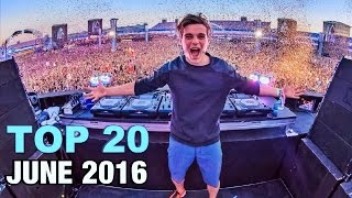 [Top 20] Electro House Music Charts 2016 | June / Juni 2017 Video
