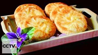 Китайская кухня: Пирожки с капустой и баклажаном
