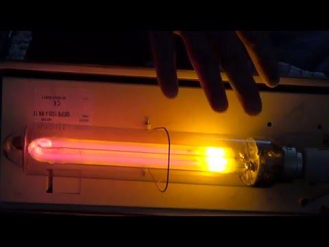 Thorn Beta 5 Low Pressure Sodium Street Lamp