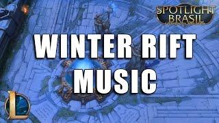 Winter Summoners Rift Music
