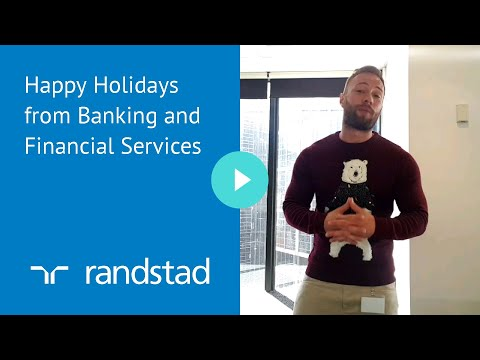 Happy Holidays from Banking and Financial Services