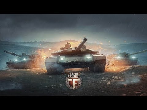 Tank Force: Real Tank War Online Android Gameplay (Beta Test)