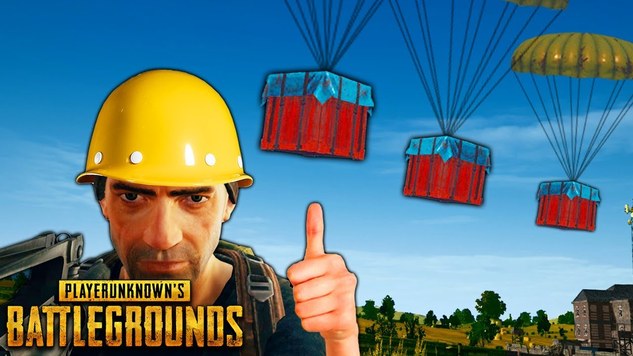 Playerunknown S Battlegrounds 8 Best Loot Hunting: Only 0.1% Of Players See This Airdrop..