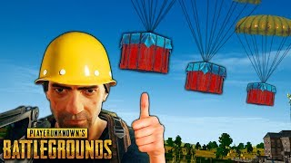 Only 0.1% of Players See This Airdrop..   Best PUBG Moments and Funny Highlights - Ep.134