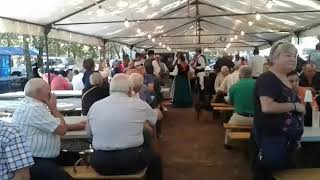 Boborás disfruta la Romaría da Saleta