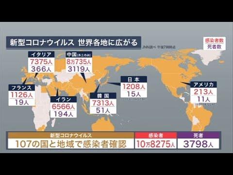 アメリカ 感染 者 数 今日