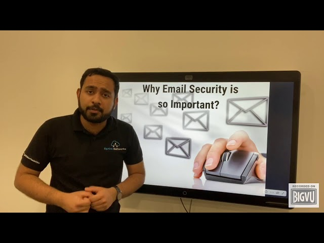Why email security is so important?