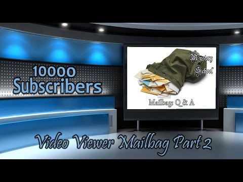 Mind and Magick: Video Viewer Mailbag Part 2
