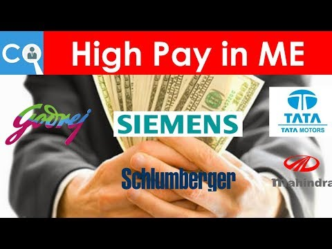 High Paying Job Opportunities In Mechanical Engineering After BE/Btech
