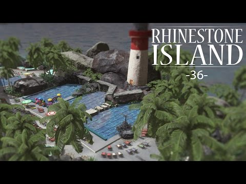 "Cities Skylines - Rhinestone Island [PART 36] ""Luxury Beachside Resorts"""