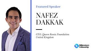 Millennium Fellowship Webinar Series - Nafez Dakkak #MillenniumWebinars
