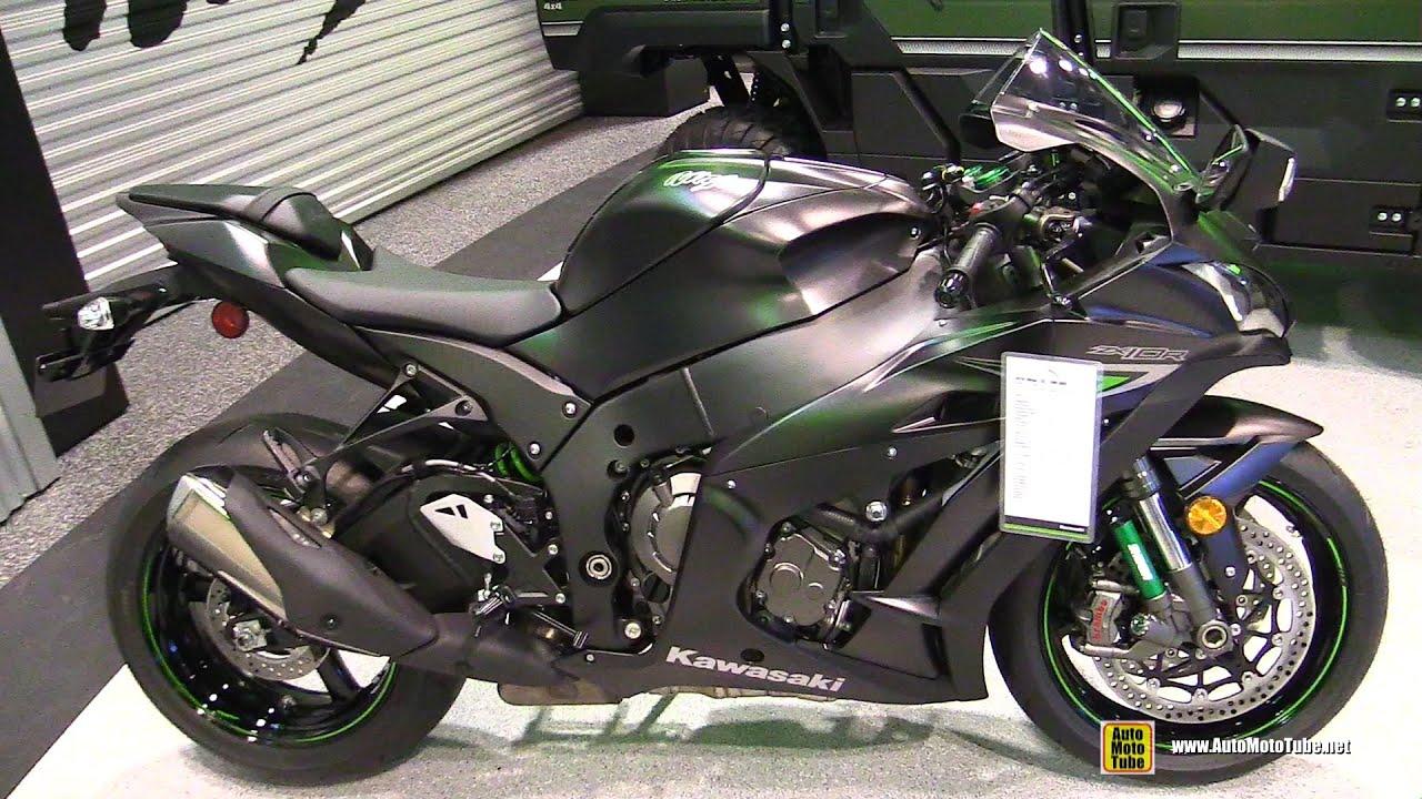 2016 Kawasaki Ninja Zx6r Walkaround 2015 Aimexpo