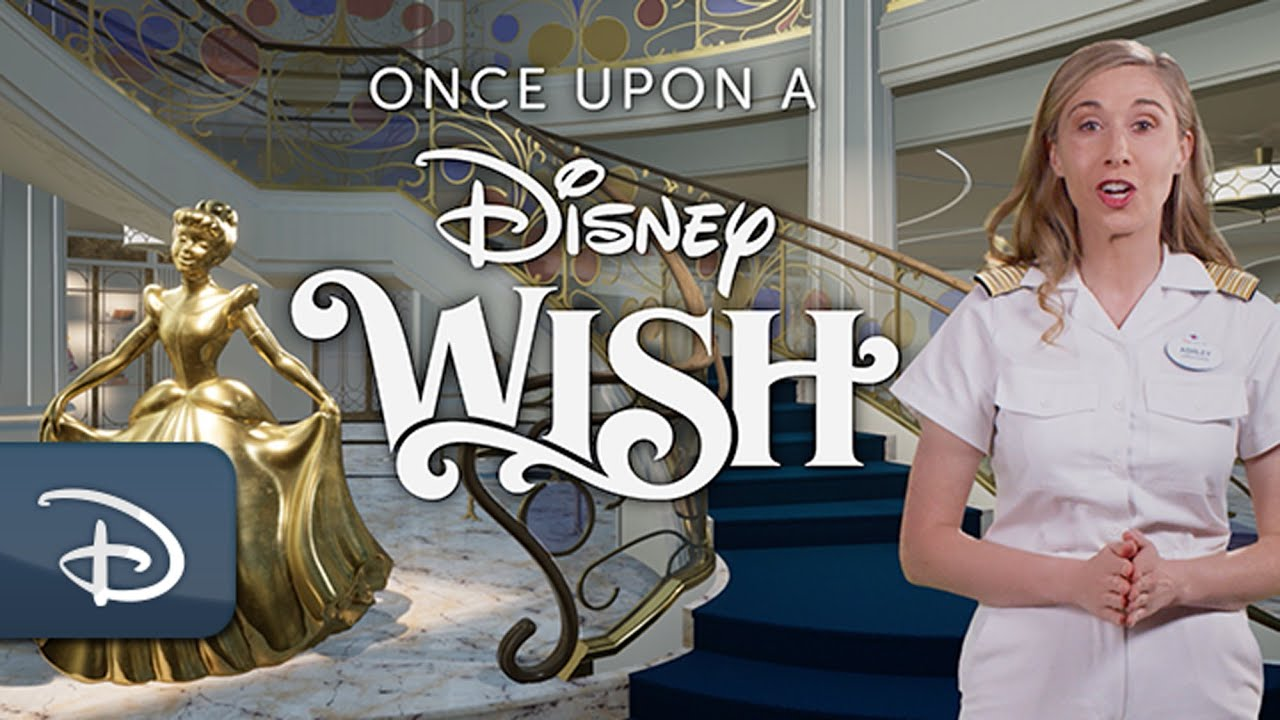 You're Invited to the Reveal of Disney Cruise Line's Newest Ship, the Wish   Disney Cruise Line