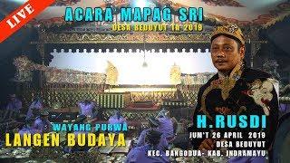 Download lagu LIVE WAYANG PURWA LANGEN BUDAYA BEDUYUT 26 APRIL 2019 MP3