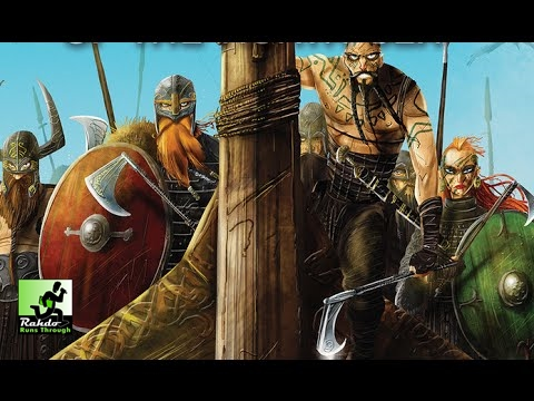 Raiders of the North Sea Gameplay Runthrough