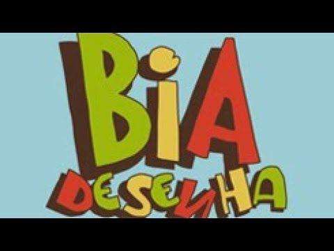 VINHETA DE ABERTURA  BIA DESENHA  TV BRASIL  2019