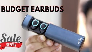 Budget Bluetooth EarBuds | HolyHigh X9 Bluetooth EarBuds | Tech Unboxing 🔥