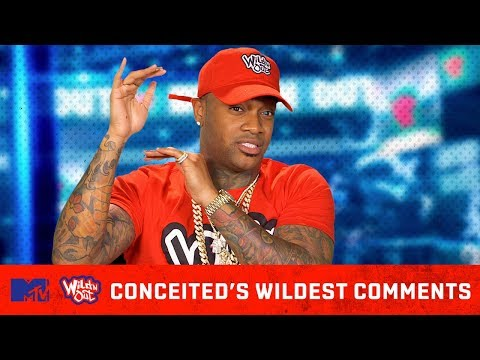 Conceited Gets Put On the Spot By Fans! 馃槀 | Wild 'N Out | #WildestComments