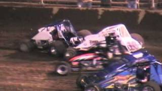 Sprint Car Thrills and Spills 2005-2010
