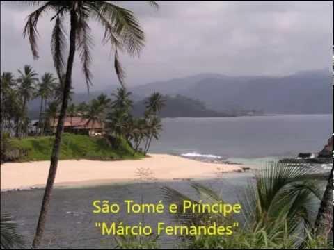 Musicas de São Tomé e Príncipe (Márcio Fernandes)