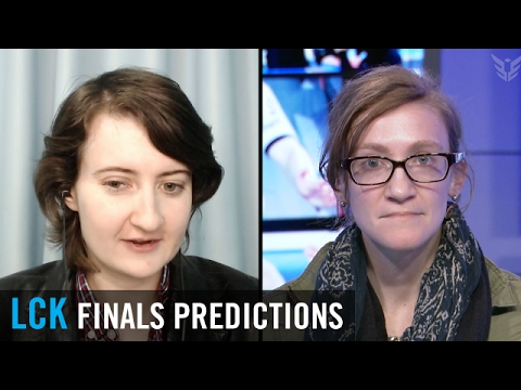 Who will win the LCK final? Emily and Kelsey make some predictions