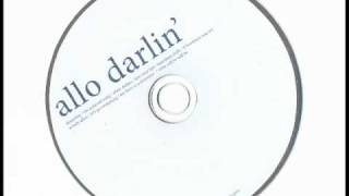 Watch Allo Darlin What Will Be Will Be video