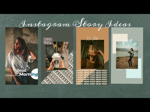 8 SIMPLE & AESTHETIC INSTAGRAM STORY IDEAS | YASHASVI CHAUHAN