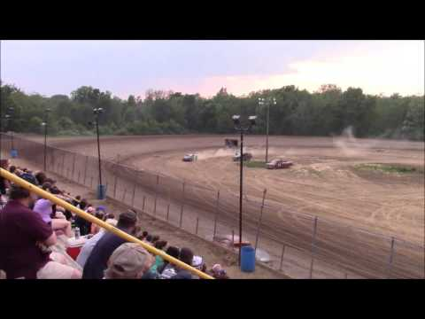 Butler Motor Speedway Street Stock Heat #1 5/28/16