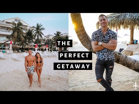 PERFECT CARIBBEAN GETAWAY - CAYMAN ISLANDS | CARIBBEAN CLUB | PILOTVLOGS