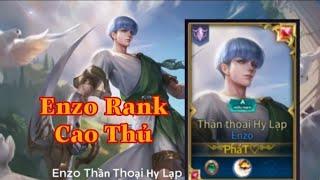 (Enzo)Thần Thoại Hy Lạp Hủy Diệt Rank cao thủ 20*