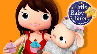 Little Baby Bum | Mary Had a Little Lamb Part 3 | Nursery Rhymes for Babies | Songs for Kids