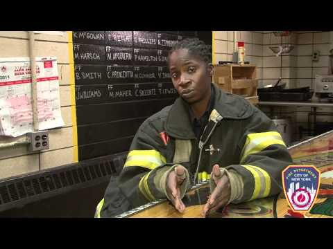 Profiles in Bravery: FF Tracy Lewis