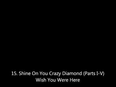 Top 25 Greatest Pink Floyd Songs