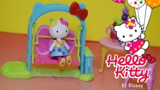 b2c9d7496233 Ambulance ! Bear Falls ! Toys and Dolls Fun with Hello Kitty Rescue Set and  Airplane