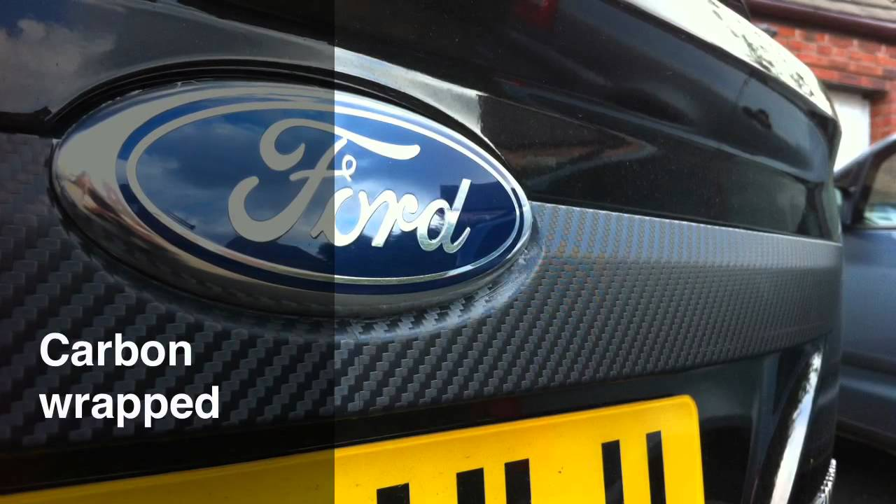 Ford Focus 1 8 Tdci Modified Youtube