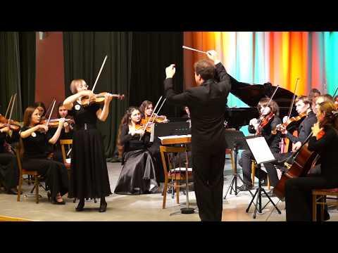 Антонио Вивальди.  «Весна» из цикла «Времена года». Часть2.